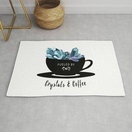 Crystals & Coffee Rug