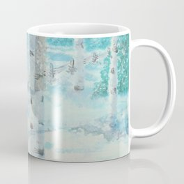 """Aspen Mingle"" Coffee Mug"