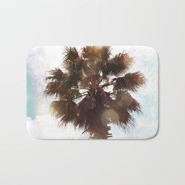 Glowing Palm Bath Mat
