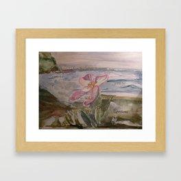 Peace Within Framed Art Print