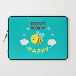 Buzzing life! Laptop Sleeve