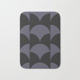 Cleo Pattern - Midnight Bath Mat
