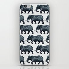 Elepham (Herd of Sheffield) iPhone & iPod Skin