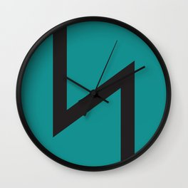 Showtasting - Rune 3 Wall Clock