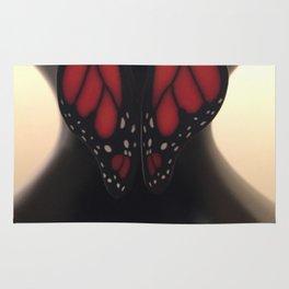 Butterfly Waist Rug