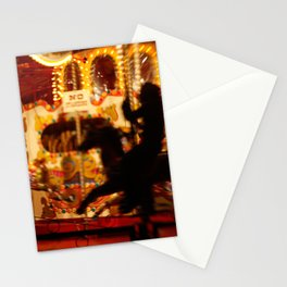 The Rides, The Rider Stationery Cards