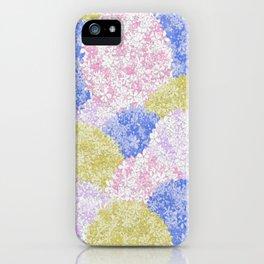 Fields Of Hydrangeas iPhone Case