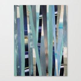 Sea(scapes)stripes Canvas Print