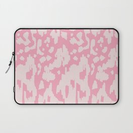 Modern Abstract Ikat Pink P  #homedecor Laptop Sleeve