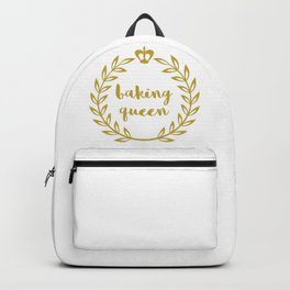 Baking Queen Backpack