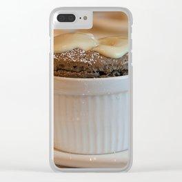 Yum Yum Clear iPhone Case