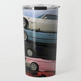 car pile Travel Mug