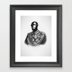 General Electric Framed Art Print