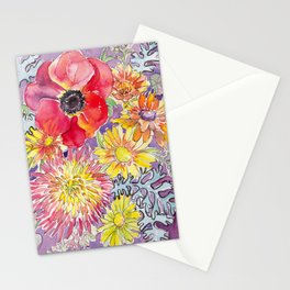 Mum and Poppy Stationery Cards