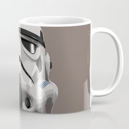 Stormtrooper Melting Coffee Mug