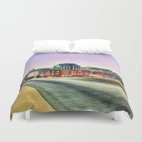 virginia Duvet Covers featuring Roanoke Virginia by ThePhotoGuyDarren