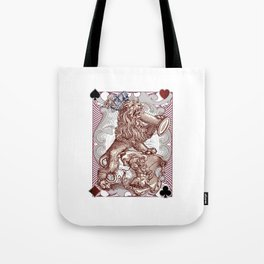 The King of C'ville Tote Bag