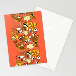 Oh, no.  Stationery Cards