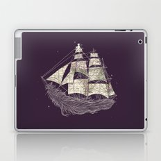 Wherever the wind blows Laptop & iPad Skin