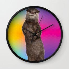 otteragon Wall Clock
