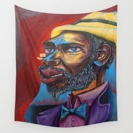 Thelonious Monk Wall Tapestry