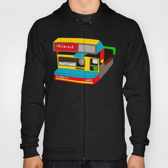 Captures Great Moments (color toy) Hoody
