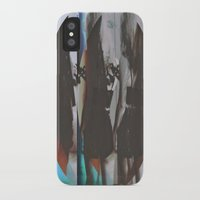twins iPhone & iPod Cases featuring Twins by Jane Lacey Smith