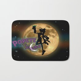 POPEYE THE SAILOR MOON - 001 Bath Mat