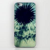 dandelion iPhone & iPod Skins featuring dandelion by Ingrid Beddoes
