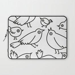 Bird Mania Laptop Sleeve