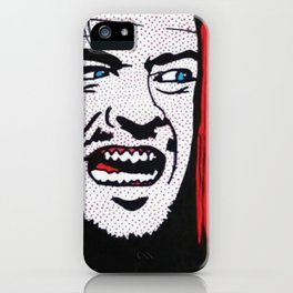 Shining | Pop Art iPhone Case