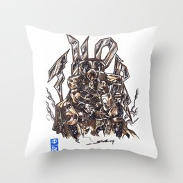 Thorians Throw Pillow