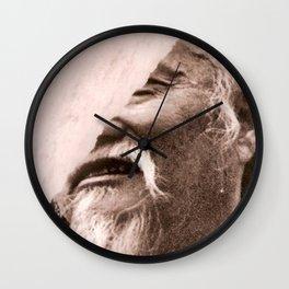 Hommes et Migrations Wall Clock