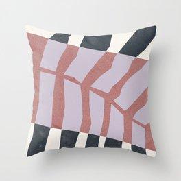 Papercuts I Throw Pillow