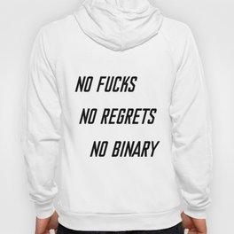 screw your gender binary. Hoody