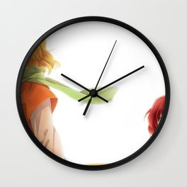 Akatsuki No Yona Wall Clock