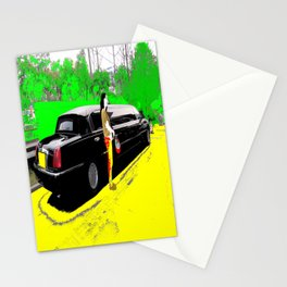 Limo Stationery Cards