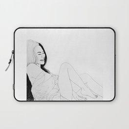 Happiness(illustration) Laptop Sleeve