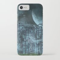 gothic iPhone & iPod Cases featuring Gothic by nicky2342