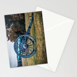 Bull Run Artillery Placement Manassas National Battlefield Park Virginia Color Stationery Cards