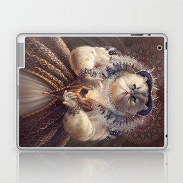 Cat Queen Laptop & iPad Skin