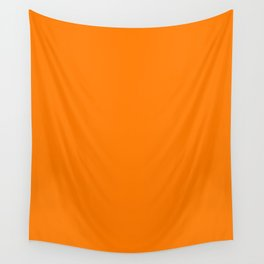 Heat Wave - solid color Wall Tapestry