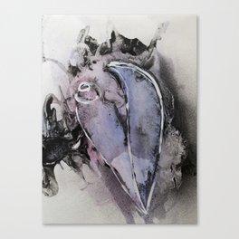 Shell #2 Canvas Print