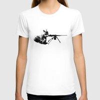 patriotic T-shirts featuring Patriotic Squirrels by TypicalArtGuy