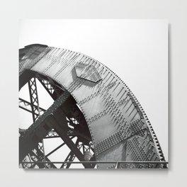 heavy rotation Metal Print