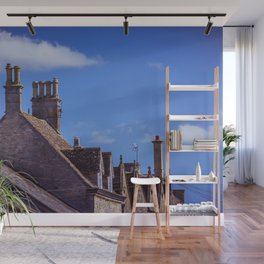 Cotswold Skyline Stow on the Wold England Wall Mural