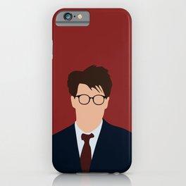 Max Fischer Rushmore 90s movie iPhone Case
