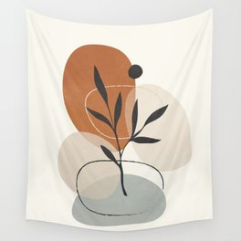 Persistence is fertile 1 Wall Tapestry