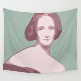 Mary Shelley Wall Tapestry