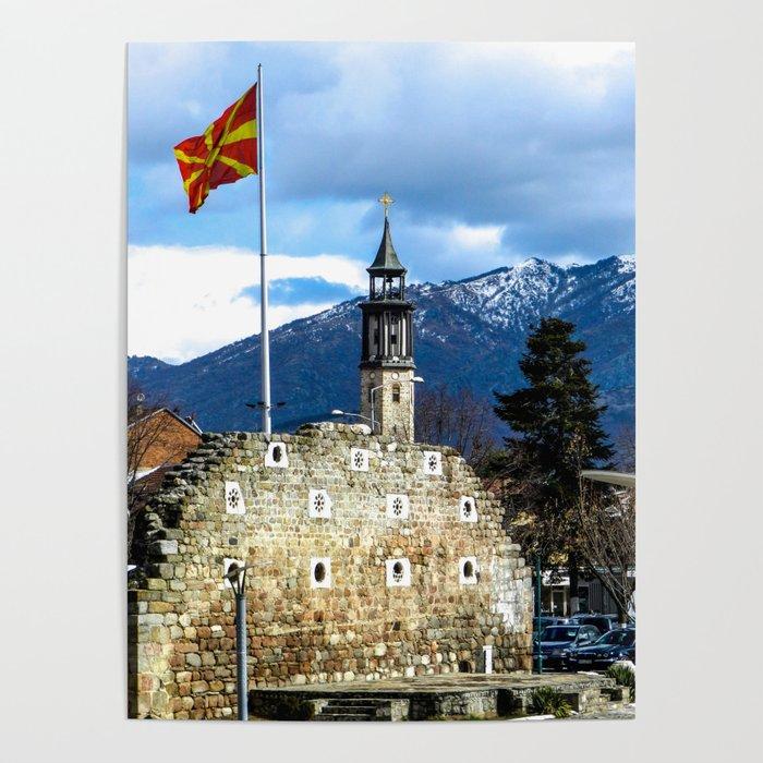 Prilep, Macedonia Poster